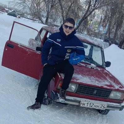 Данил Курамшин, Красноярск