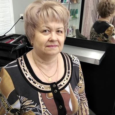 Татьяна Зимина, Москва
