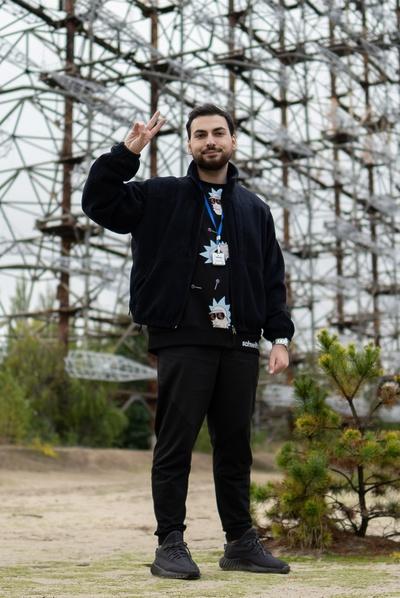 Эрик Шоков, Тбилиси