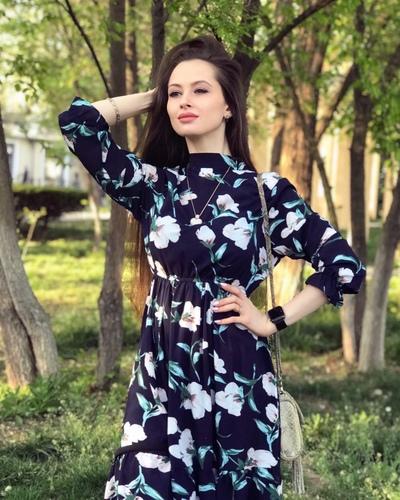 Ольга Серебренитская, Киев