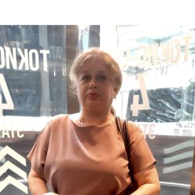 Ярославцева-Елена Ярославцева, Санкт-Петербург