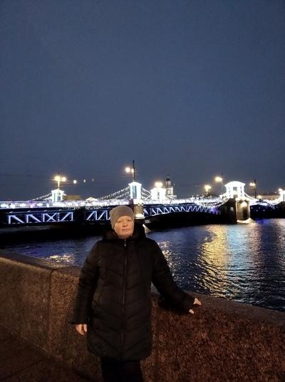 Светлана Дешкина, Санкт-Петербург