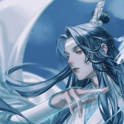 'lan 'wangji, Xi'an