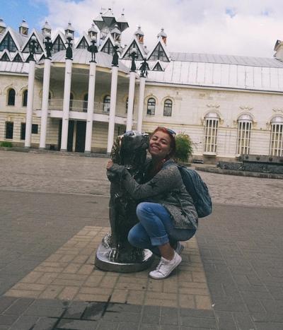 Маргарита Куликова, Москва