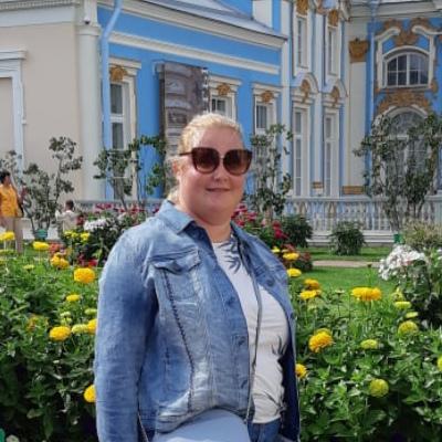 Анна Андреева, Санкт-Петербург