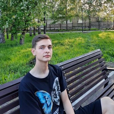 Данил Русинов, Новосибирск