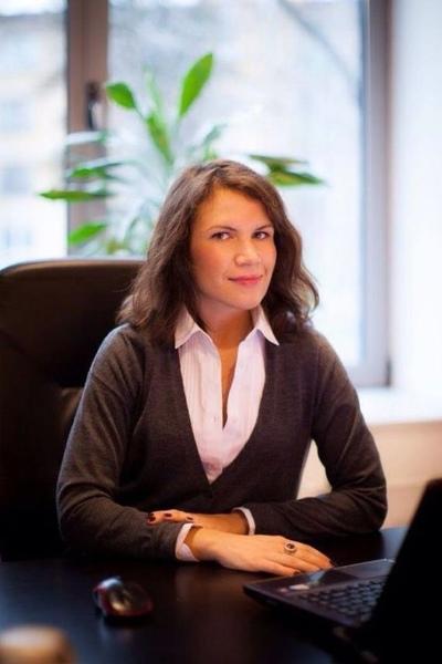 Oksana Potapova, Moscow