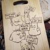 ДеревяЖка | Печать на дереве | Картины на досках