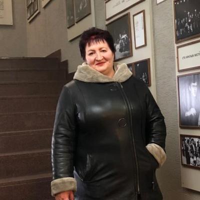 Валентина Шаповал, Санкт-Петербург