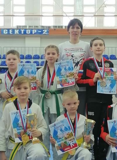 Марина Хованова, Великий Новгород
