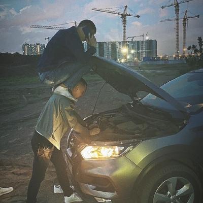 Дмитрий Евгеньевич, Москва
