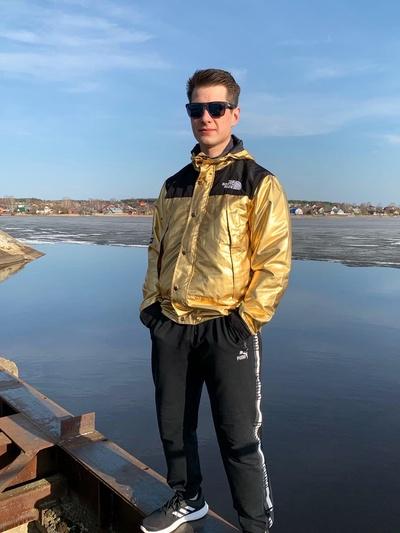 Дмитрий Ермаков, Березники