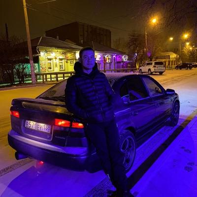 Георгий Василюк, Чита