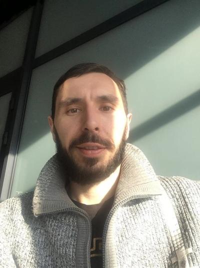 Андрей Альферов, Москва