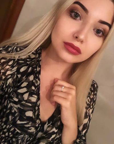 Сабина Абрамова, Санкт-Петербург