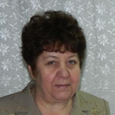 Тамара Рябинина