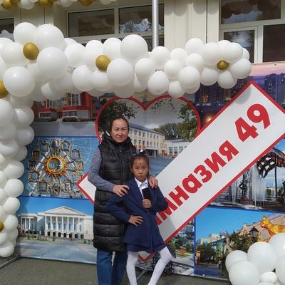 Якубова Ыргал, Тюмень