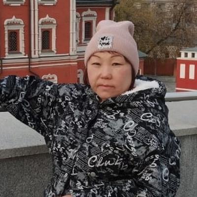 Чинчи Олзей, Москва