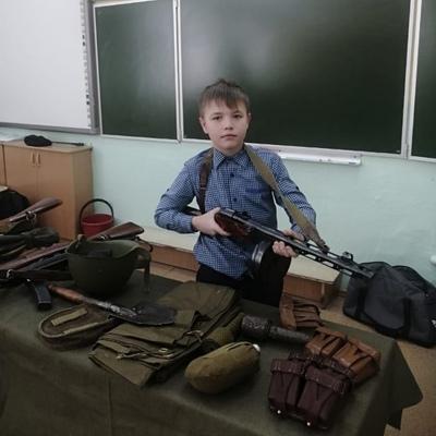Matvey Klimov