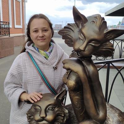 Валентина Идабаева, Йошкар-Ола