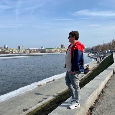 Андрей Савченко, Екатеринбург